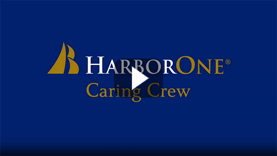 Play HarborOne Caring Crew Video
