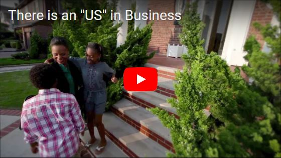 There is an US in Business...Learn More >